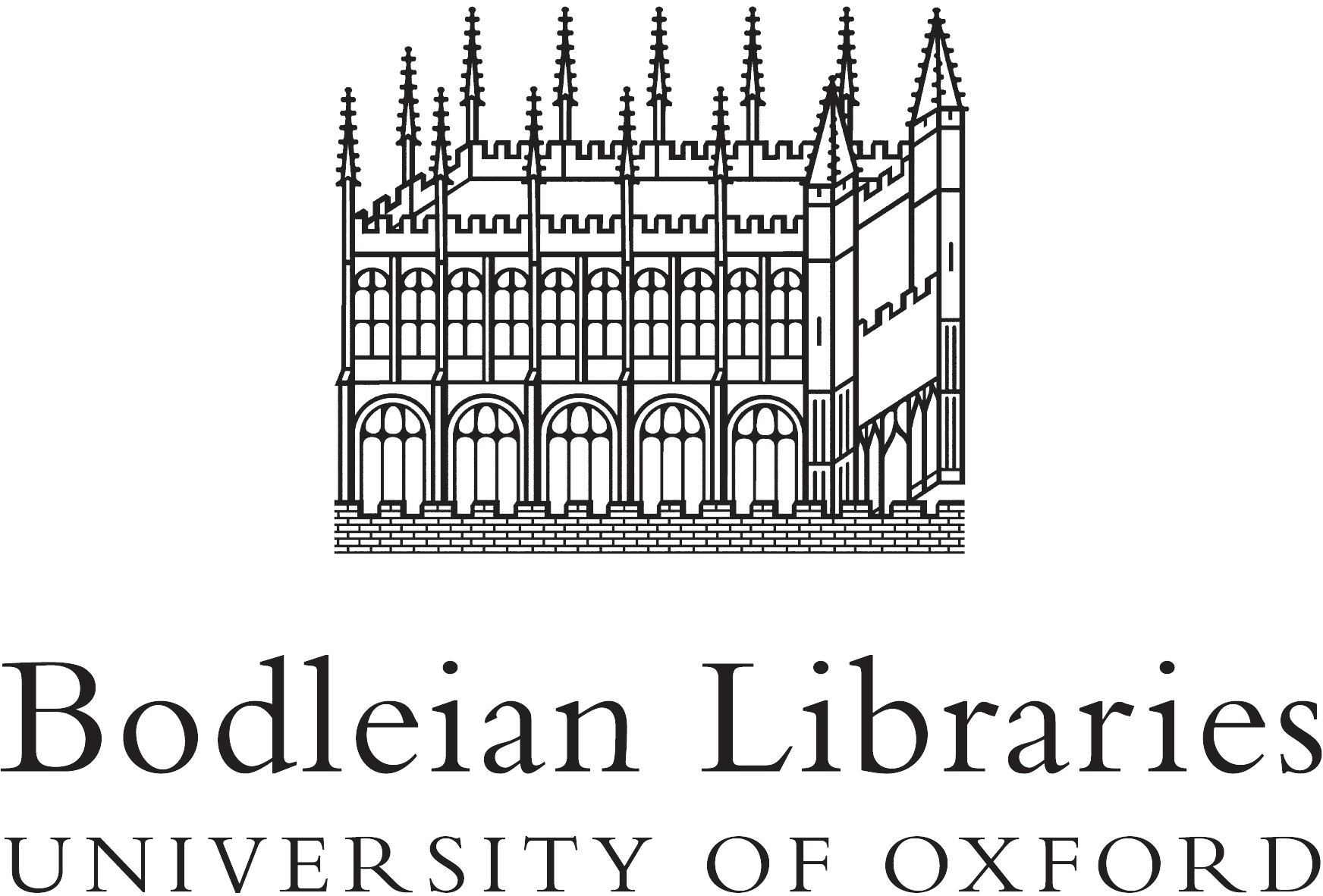 Bodleian Libraries Logo