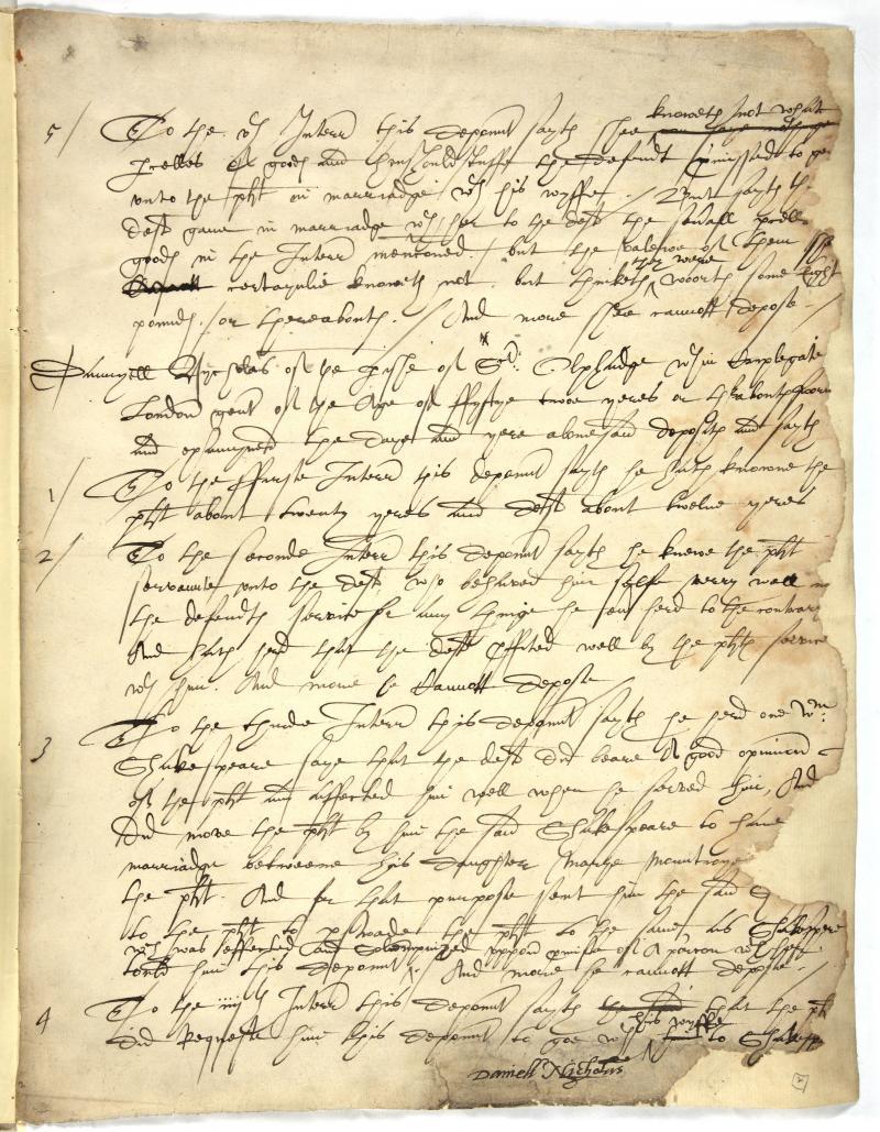 REQ 4/1/4/1, folio 2 recto