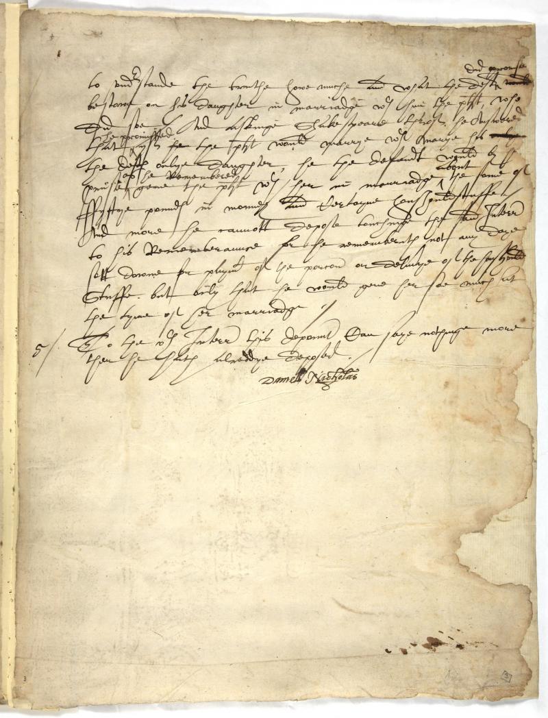 REQ 4/1/4/1, folio 3 recto